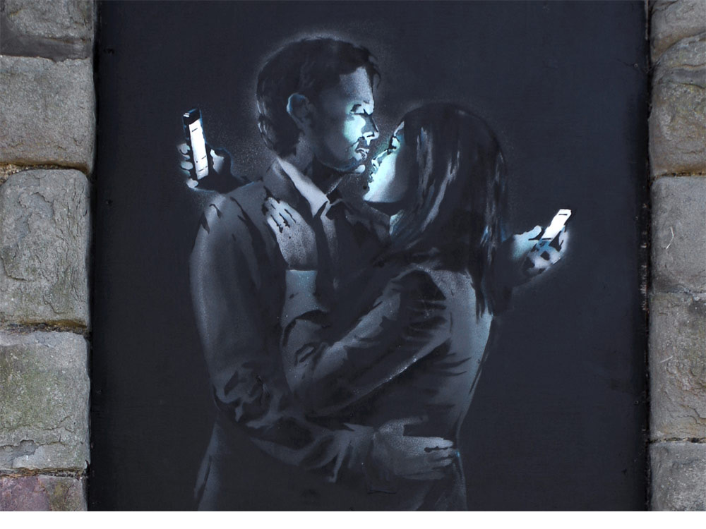 Today's generation ~ Banksy