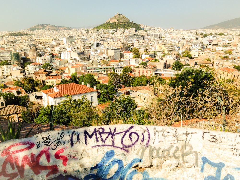 Athens and some tags