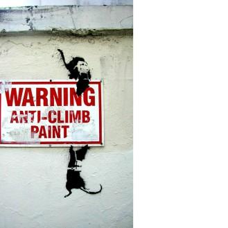 Banksy Rats