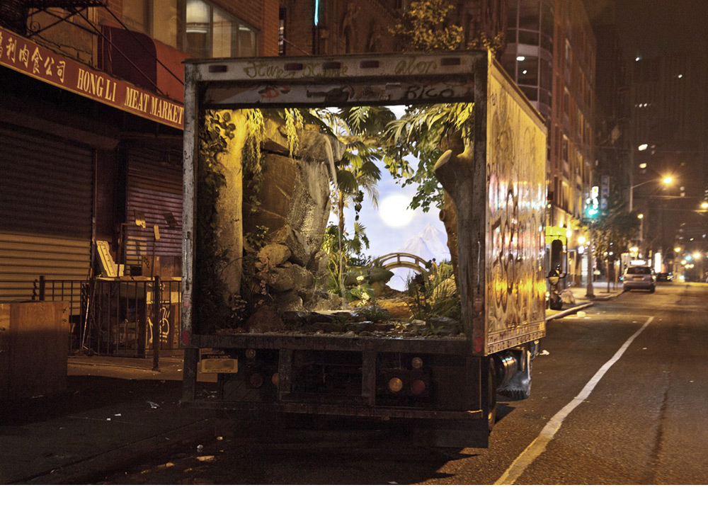 Jungle ~ By Banksy ~