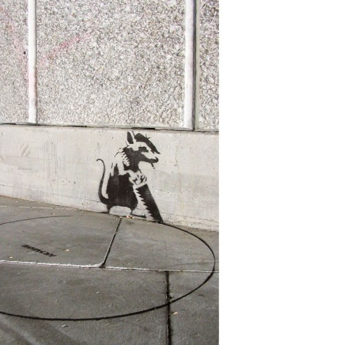 ~ By Banksy ~