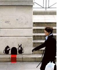 Fancy Rats ~ By Banksy ~
