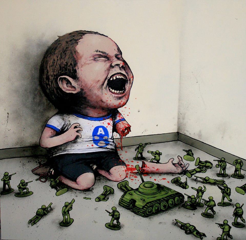 Attack ~ By Dran