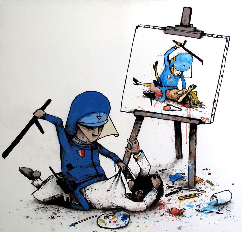 Free Speech ~ Dran