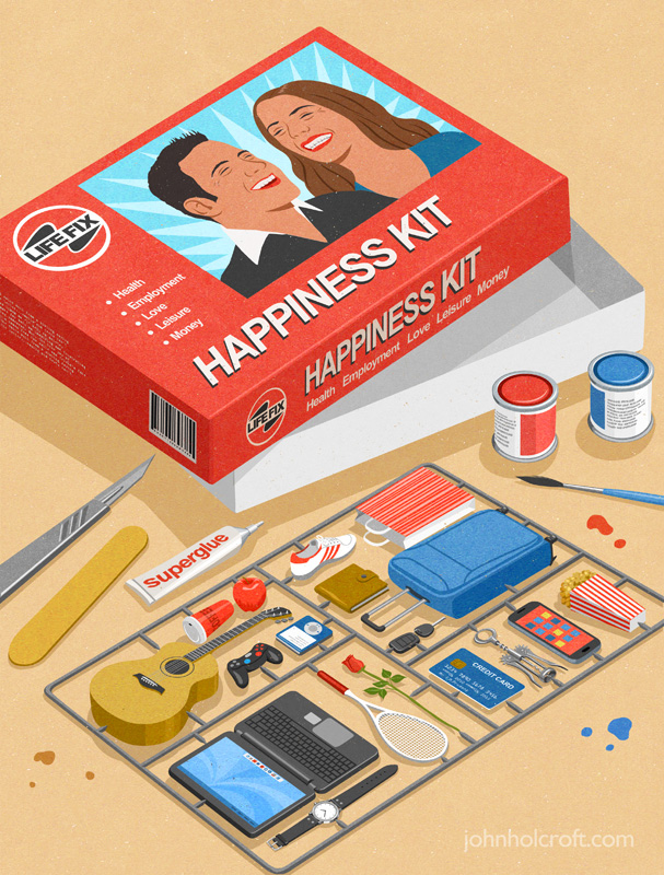John Holcroft - Happiness Kit