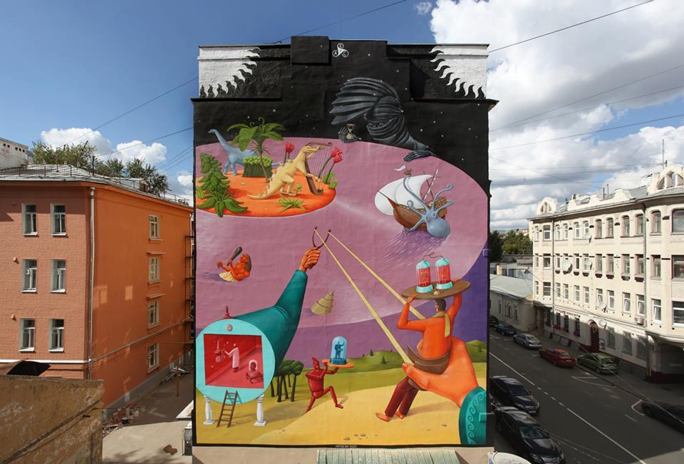 ~ By Aec Interesni Kazki ~ Moscow