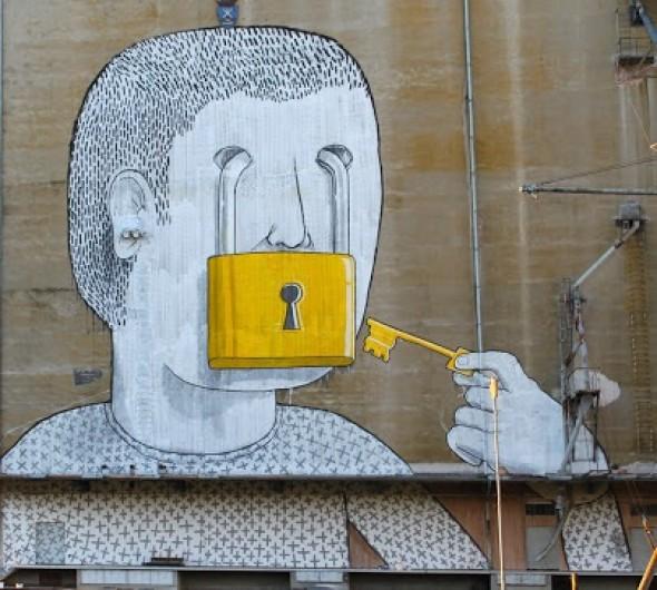 Amazing Street Art ~ By Italian Street Artist Blu