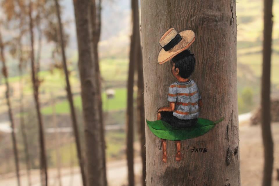 ~ By JADE ~ in Peru