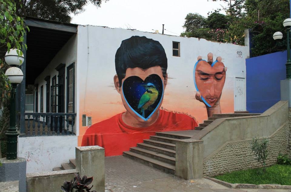 ~ By JADE ~ in Peru