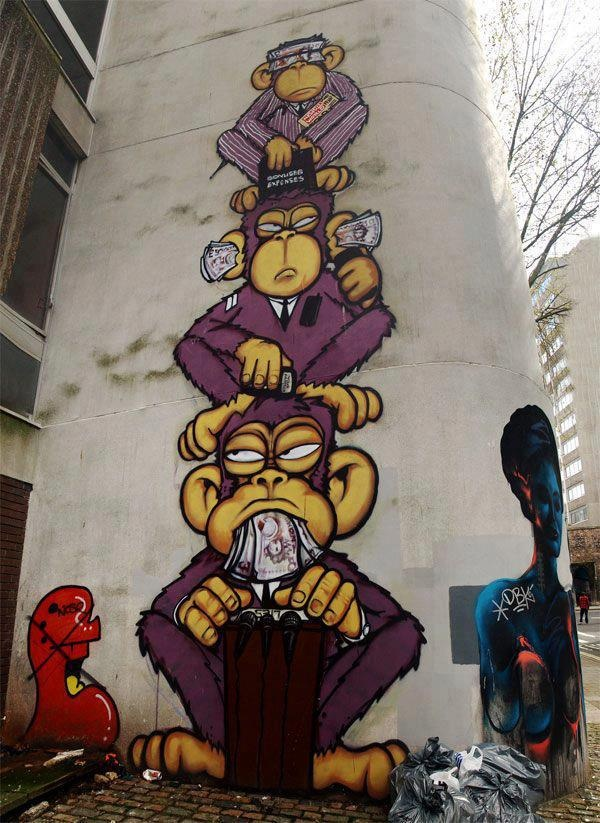 ~ By Mau Mau ~ Bristol, UK