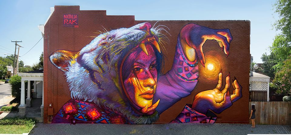 ~ By Natalia Rak ~ Let there be light
