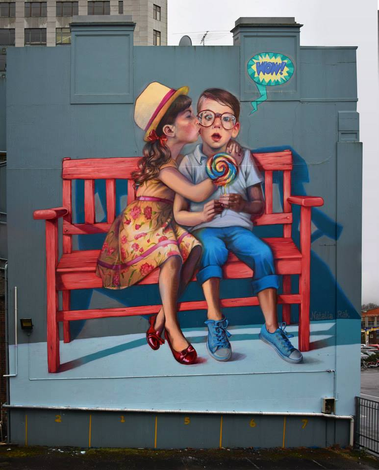~ By Natalia Rak ~ Love is in the air