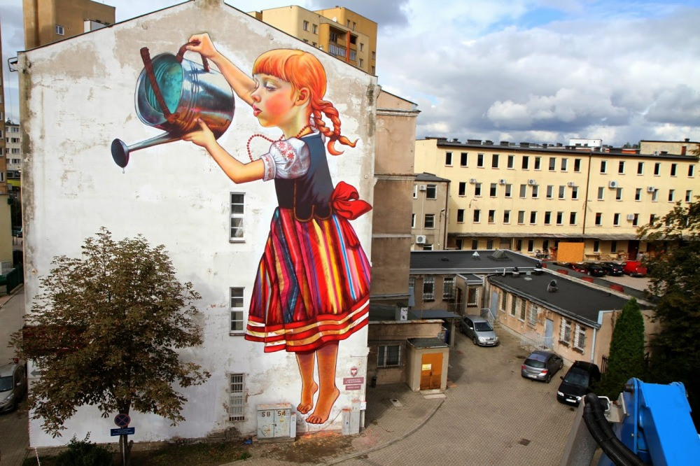 ~ By Natalia Rak ~ The Legend of giants