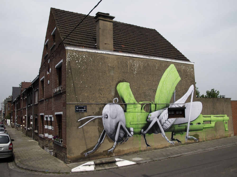 ~ By Ludo ~ in Belgium