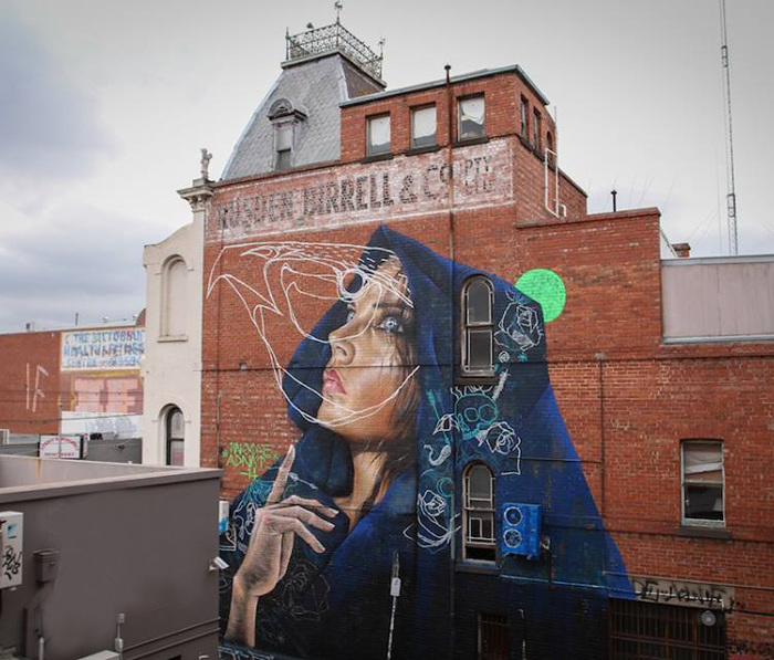 ~ By Matt Adnate ~