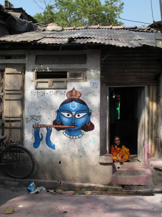~ By Seth GlobePainter ~ India