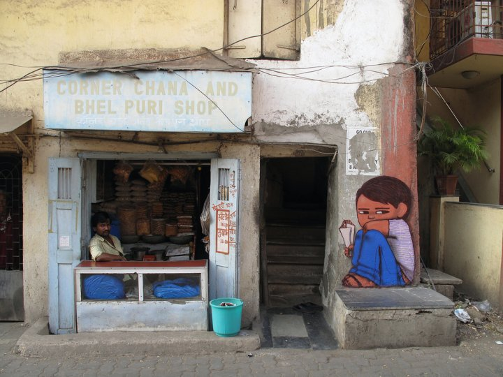 ~ By Seth GlobePainter ~ Mumbai, India