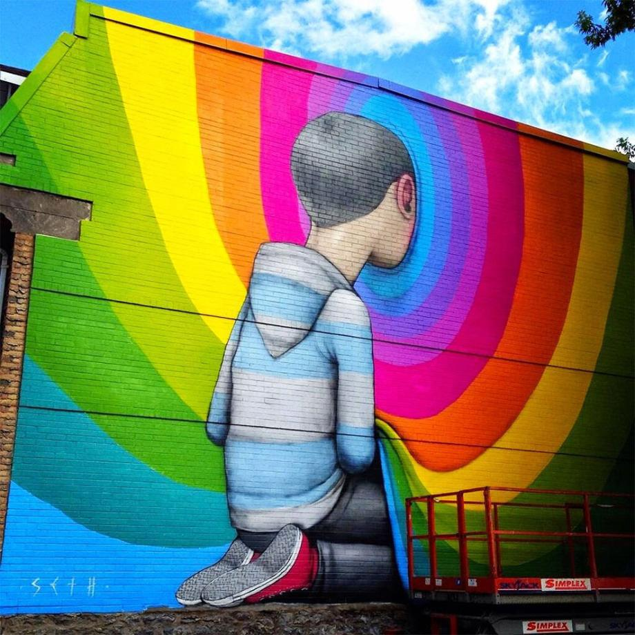 ~ By Seth GlobePainter ~
