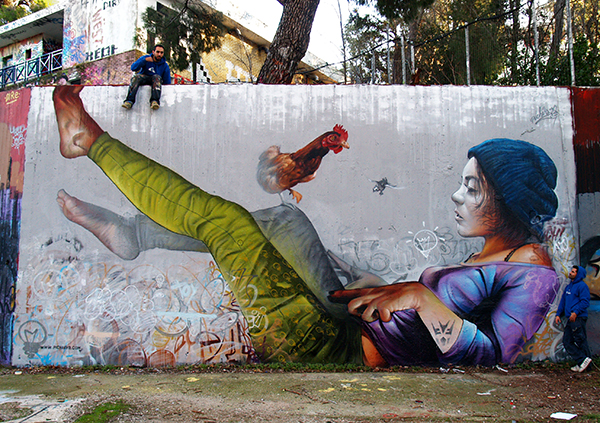 ~ By PichiAvo ~ Athens, Greece