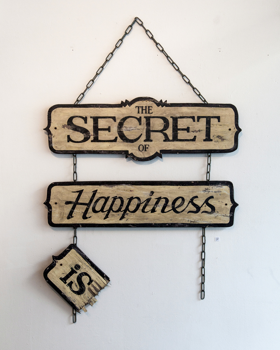 ~ By Rylsee ~ Bathroom art - The Secret Of Happiness (rylsee.ch)