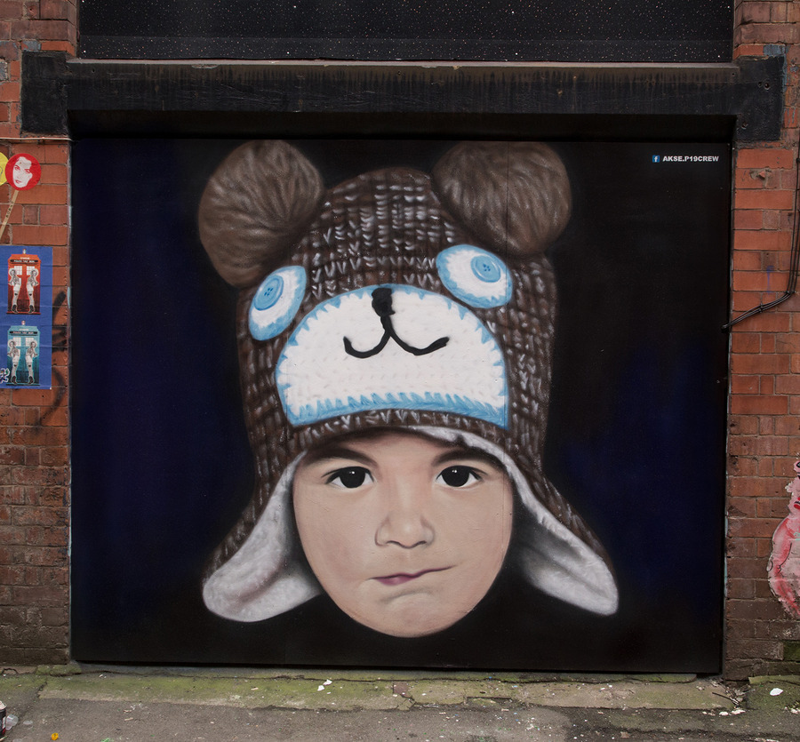 ~ By Akse ~ 28 months - from globalstreetart
