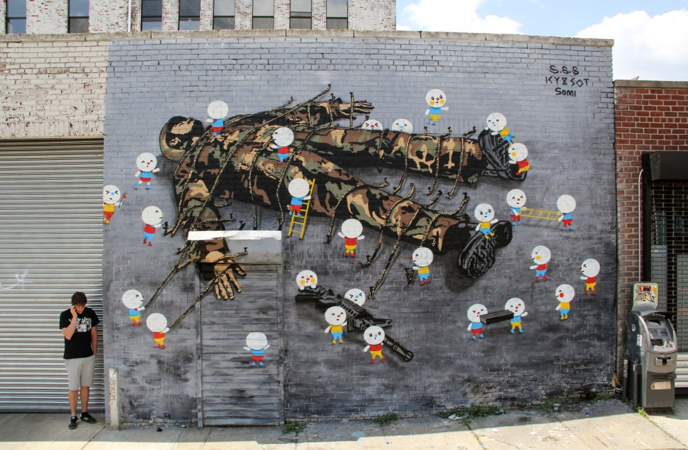 ~ By Sonni and Icy and Sot ~ Brooklyn - icyandsot.com
