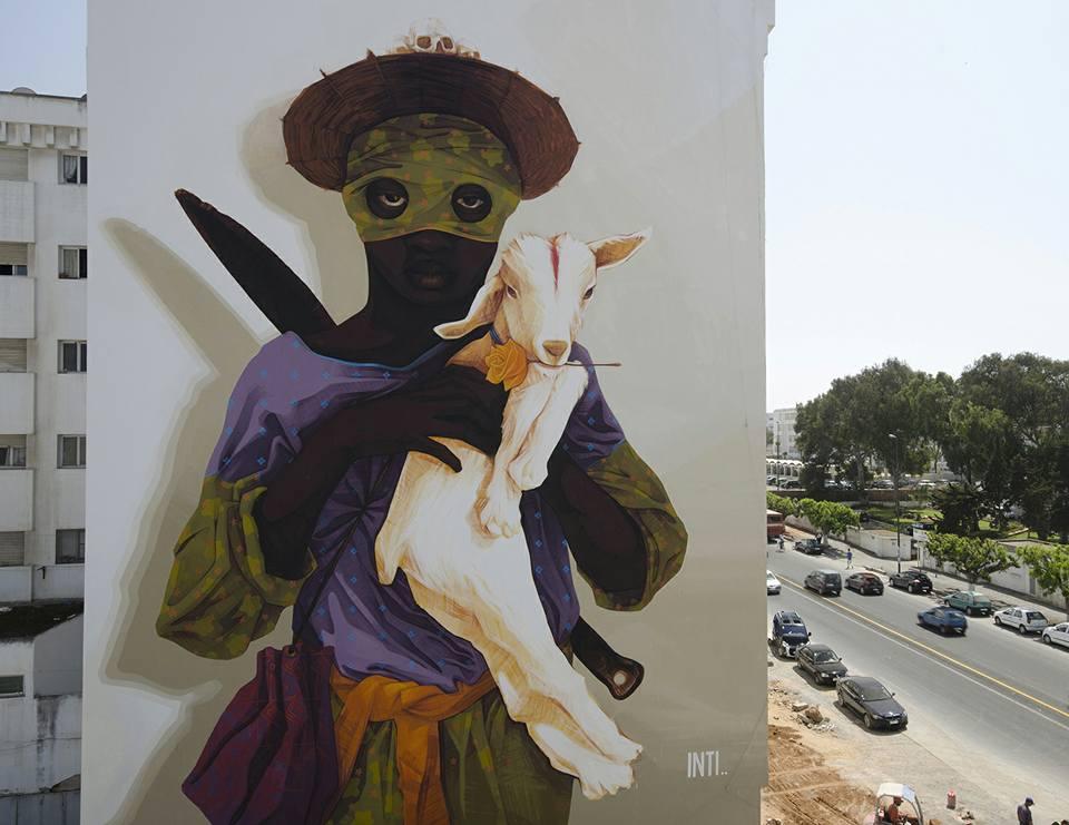 ~ By INTI ~ Exodus -Morocco - inti.cl
