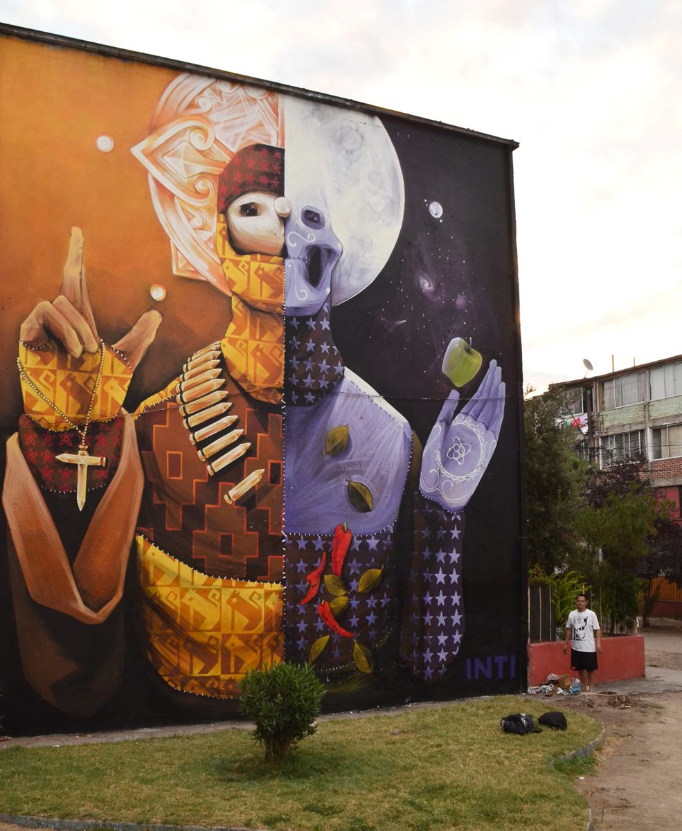 ~ By INTI ~ Resignation -Santiago, Chile - inti.cl