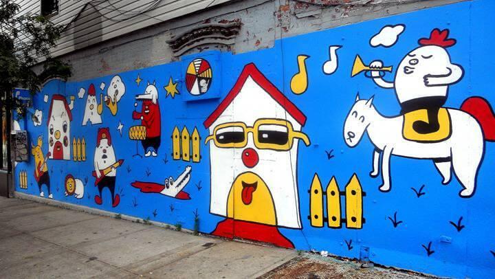 ~ By Sonni ~ Bushwick, NYC - streetartnyc.org