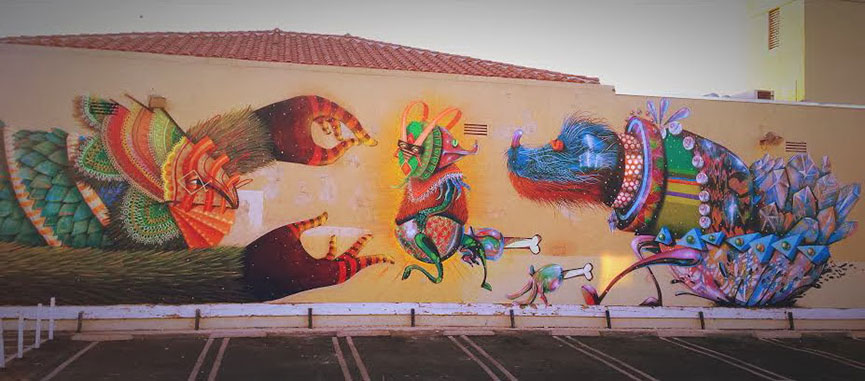 ~ By Curiot and Nosego ~ Compton, LA - from widewalls.ch