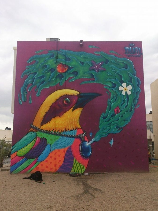 ~ By Dual Hem ~ Photo: globalstreetart.com