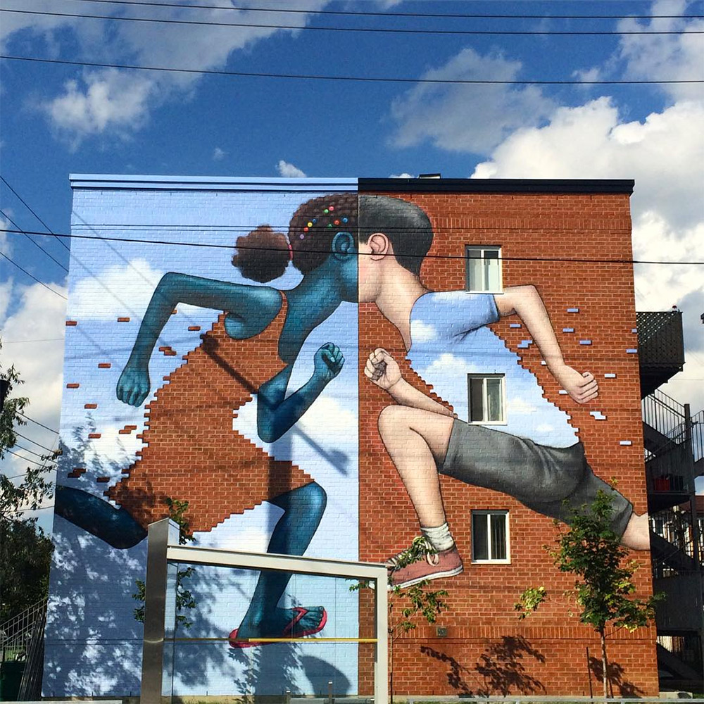 ~ By Seth Globepainter ~ Motreal - Photo: thisiscolossal.com