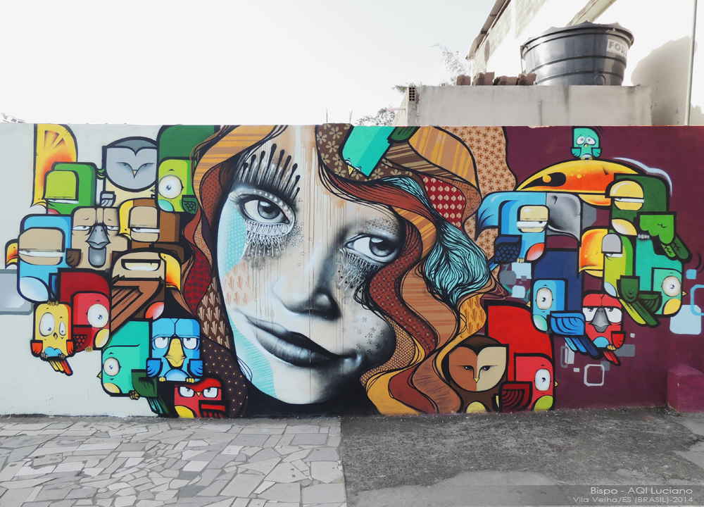 ~ By AQI Luciano and Bispo ~ Brazil - Photo: aqiluciano.com