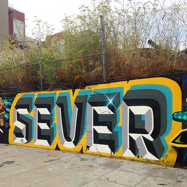 ~ By SEVER ~ Photo: toprotectandsever.com
