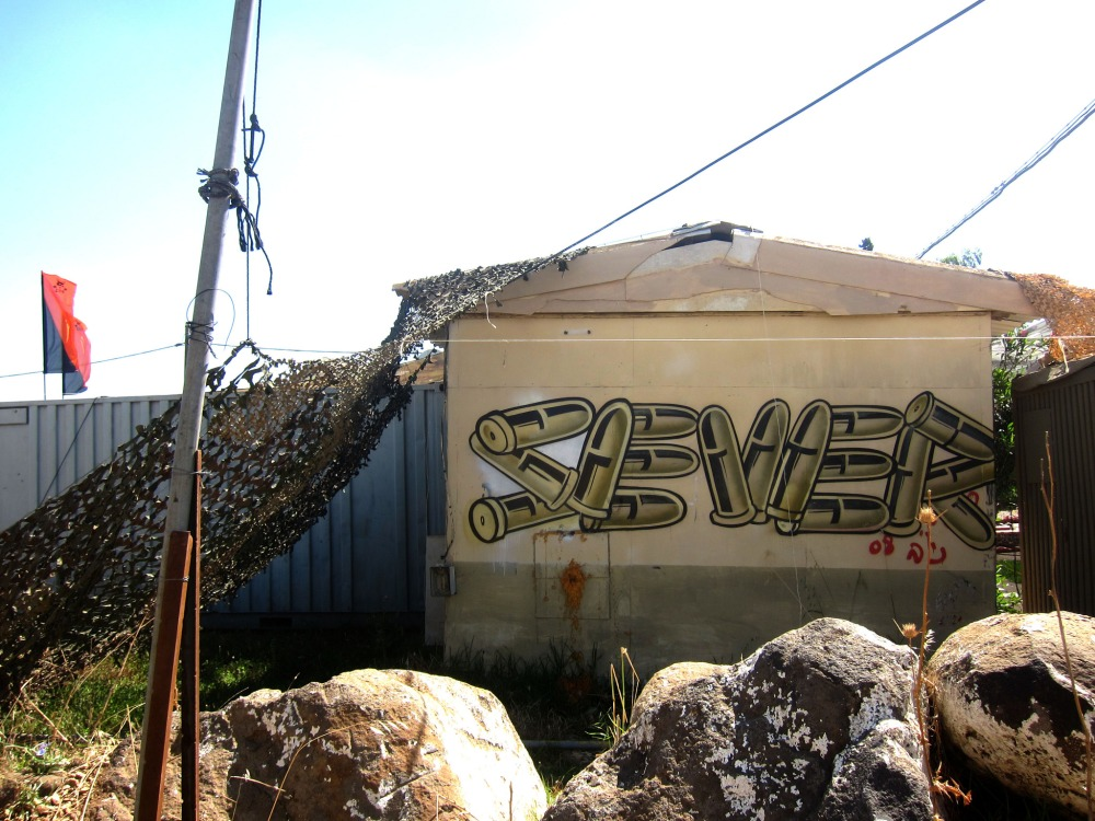~ By SEVER ~ Israel - Photo: toprotectandsever.com