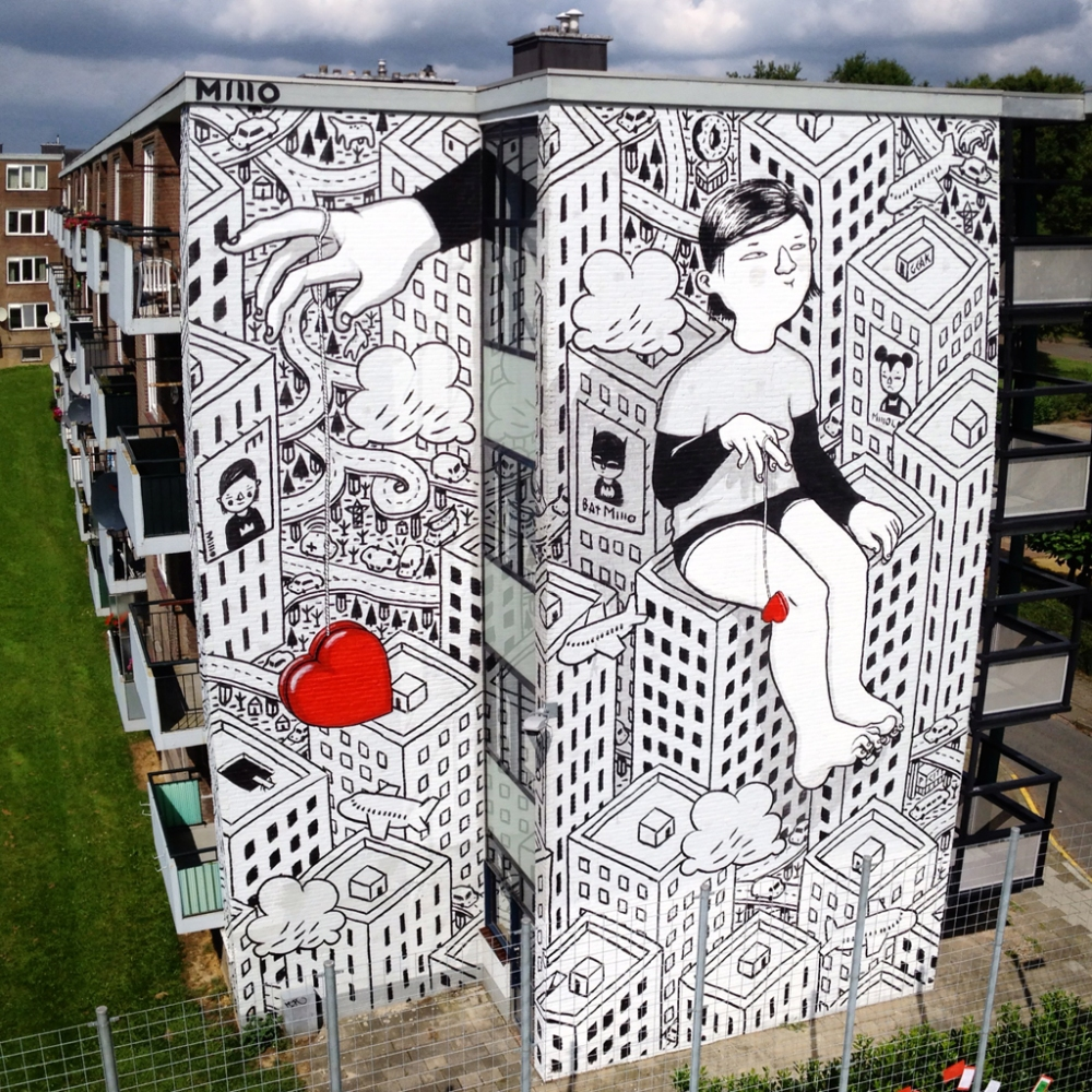 ~ By Millo ~ Herleen, Holland - Photo: millo.biz