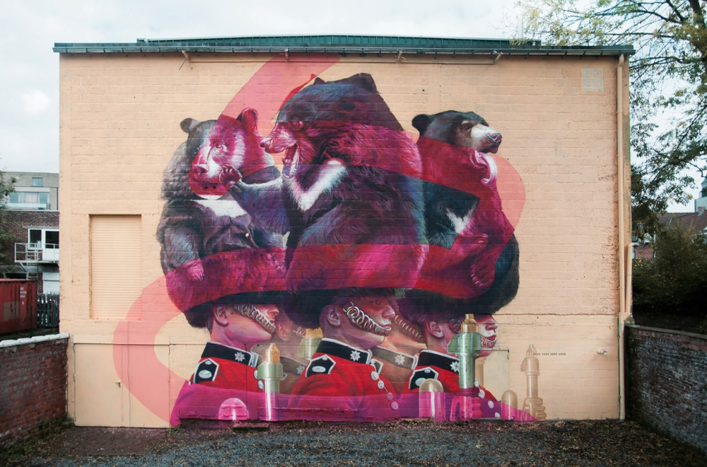 ~ By Telmo Miel ~ Belgium - Photo: telmomiel.com