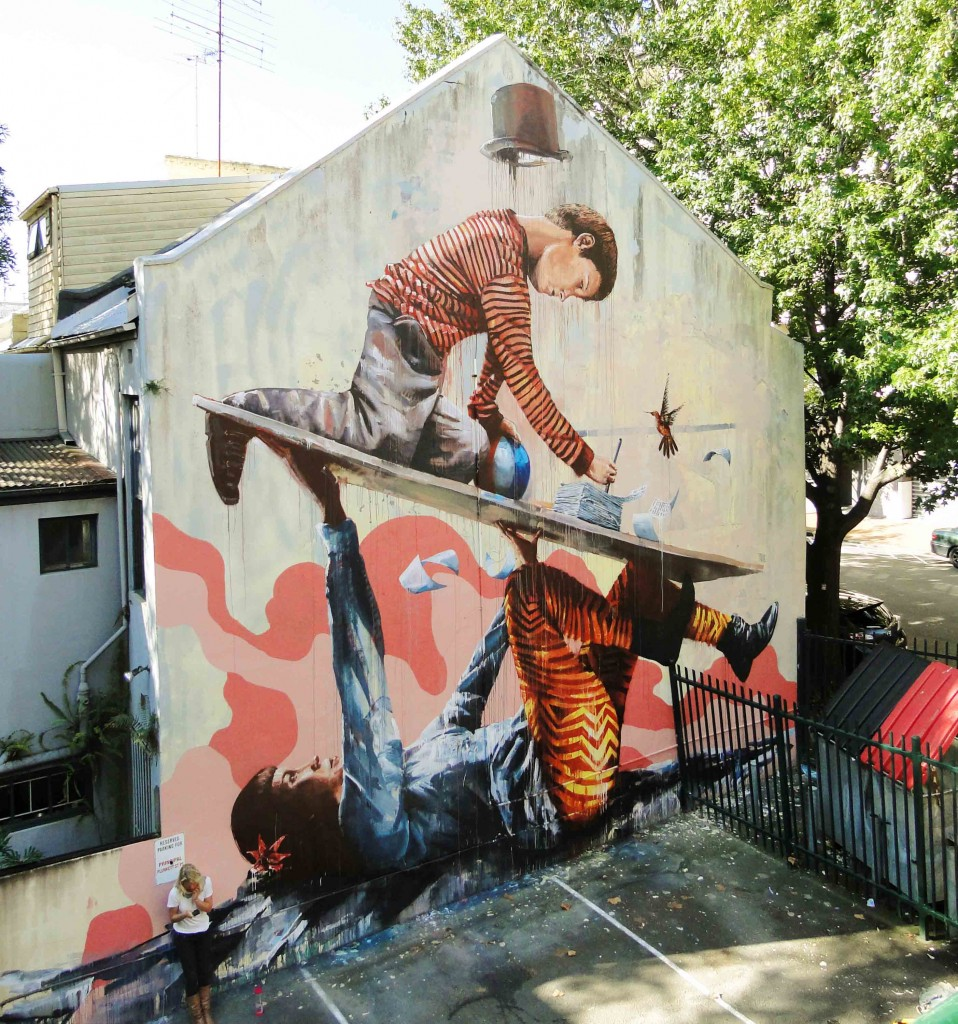 Fintan Magee Support
