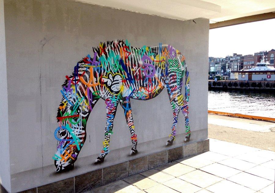 Martin Whatson Zebra