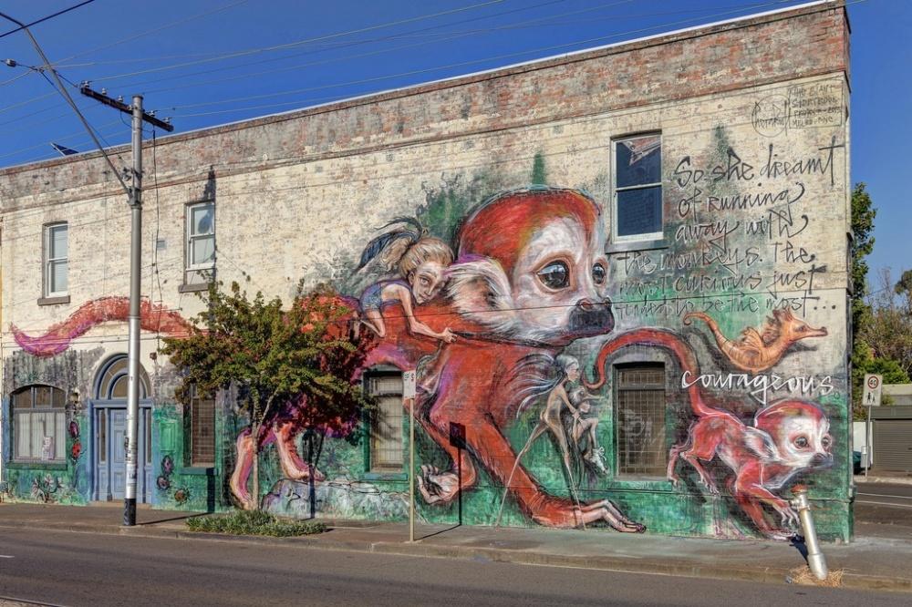 Herakut-in-Melbourne
