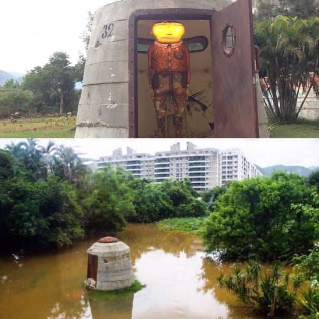 Os Gemeos O Bunker