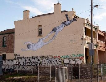 Brunswick Road ~ By Baby Guerilla ~ Photo: babyguerrilla.com