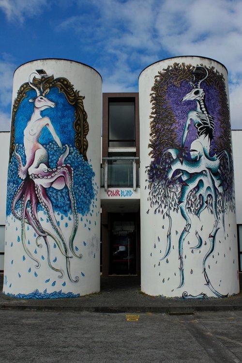 Tamara Alves mural