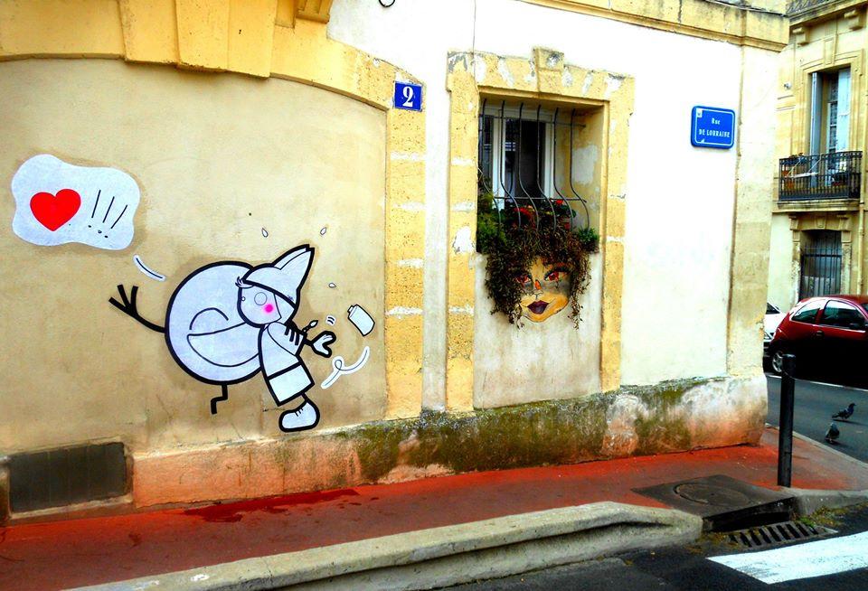 Zoulette street art