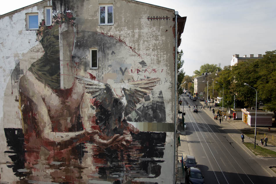 Borondo-in-Lodz-Poland