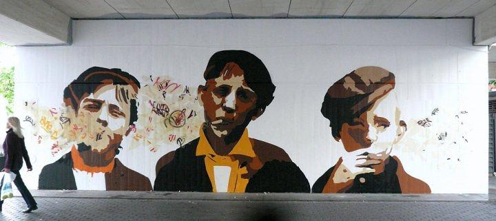 Btoy mural