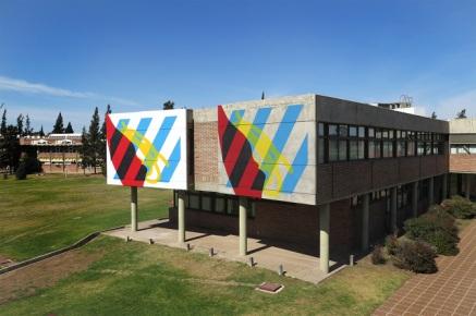 """Public Essay of Opacity"" ~ By Elian ~ UCC University of Architecture - Córdoba, Argentina - Photo: elianelian.com.ar"
