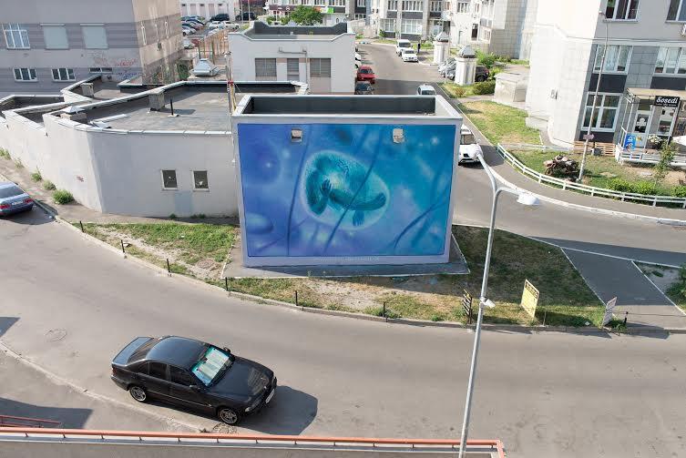 Olexander Grebenyuk art