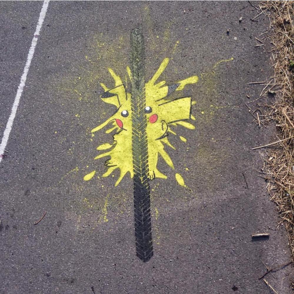 Street-Art-by-Nme-Pokemon-Go-Pikachu