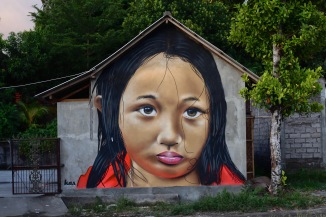 "~ By KAS ~ ""Eyes On Temple"" - Bali, Indonesia - Check out: kasartofficial.com for more"
